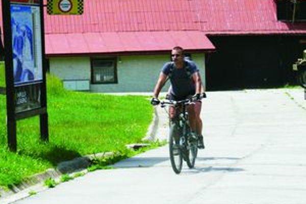 V Jasenskej doline sme zatiaľ veľa turistov nenašli, letnú sezónu otvárajú až na Jána.