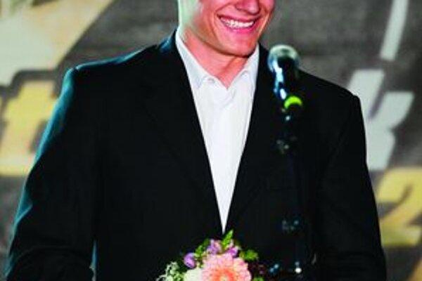 Ocenený Martinčan. Richard Pánik sa po druhý raz stal držiteľom zlatého puku.