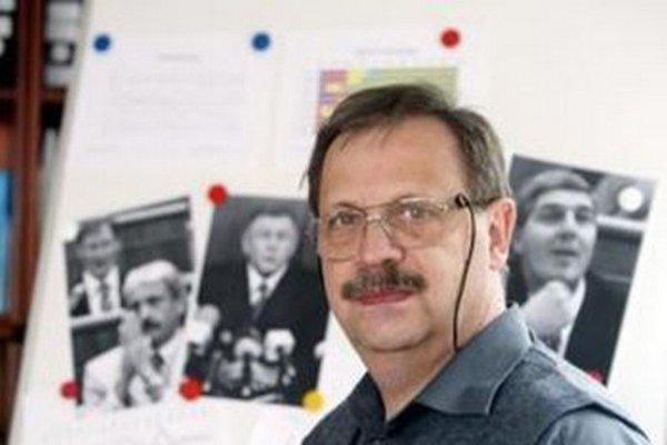 Pavel Haulík, sociológ MVK.