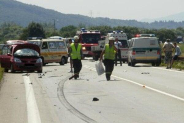 Nehody pod vplyvom alkoholu by sa mali novým cestným poriadkom výrazne znížiť.