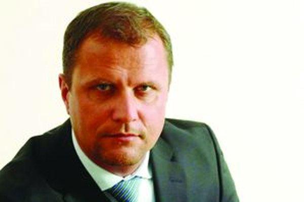 Martinský primátor Andrej Hrnčiar.