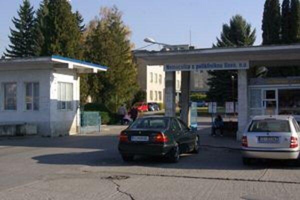 Nemocnica patrí medzi najväčších dlžníkov mesta.