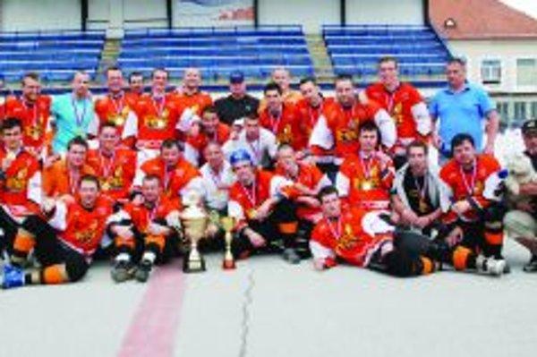 FEST CITRON - hokejbalový majster Turca v sezóne 2012/2013