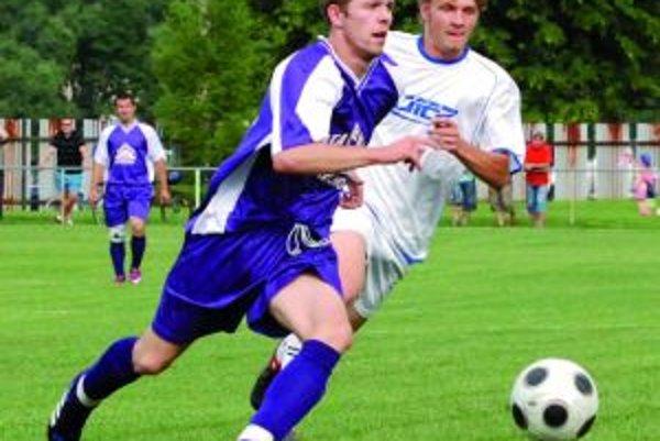 Bol na neudržanie. Martin Hríbik strelil M. Čepčínu štyri góly.
