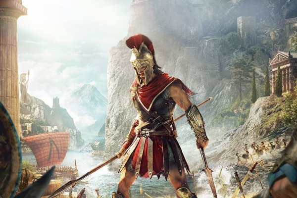 Asssassin's Creed Odyssey.