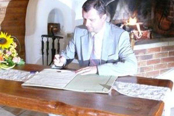 Primátor Martina Andrej Hrnčiar sa stal prezidentom združenia Klaster Turiec.