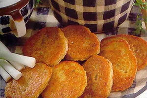 Zemiakové placky patria medzi obľúbené pokrmy.