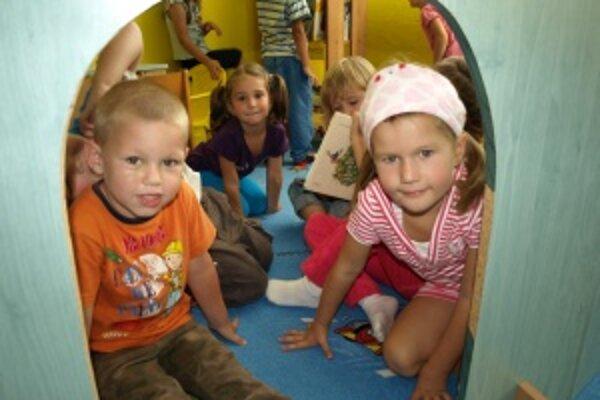 Škôlky sú plné detí. Nové triedy plánujú otvoriť aj v Materskej škôlke J. Lettricha.