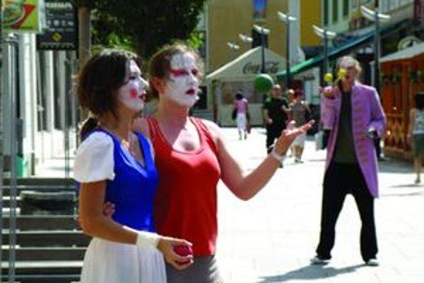Martinčania takmer neregistrovali, že sa v ich meste koná vrcholná prehliadka amatérskeho divadla.
