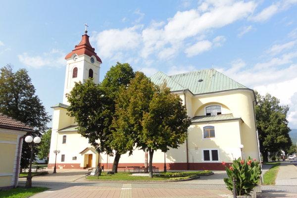 Nedeľný program sa začne vKostole sv. Františka zAssisi.