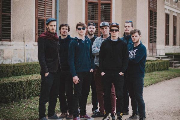 Minuloroční víťazi - kapela Carpet Cabinet