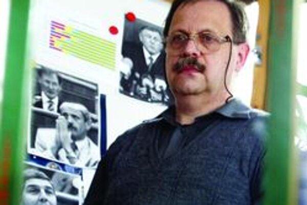 Pavel Haulík, sociológ - riaditeľ agentúry MVK, ktorá po uzatvorení volebných miestností prinesie prvé volebné odhady.
