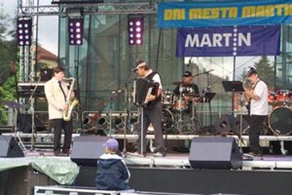 Mix Band Ota Lukáča. Jej líder vstúpil ako prvý do turčianskej Siene slávy.