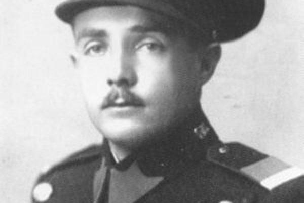 Mladý valčiansky učiteľ Jozef Matula šiel bojovať za oslobodenie, zomrel pri výbuchu míny.