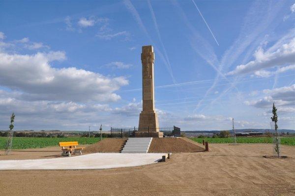 Finančne sa na opravách pomníku podieľalo aj mesto.