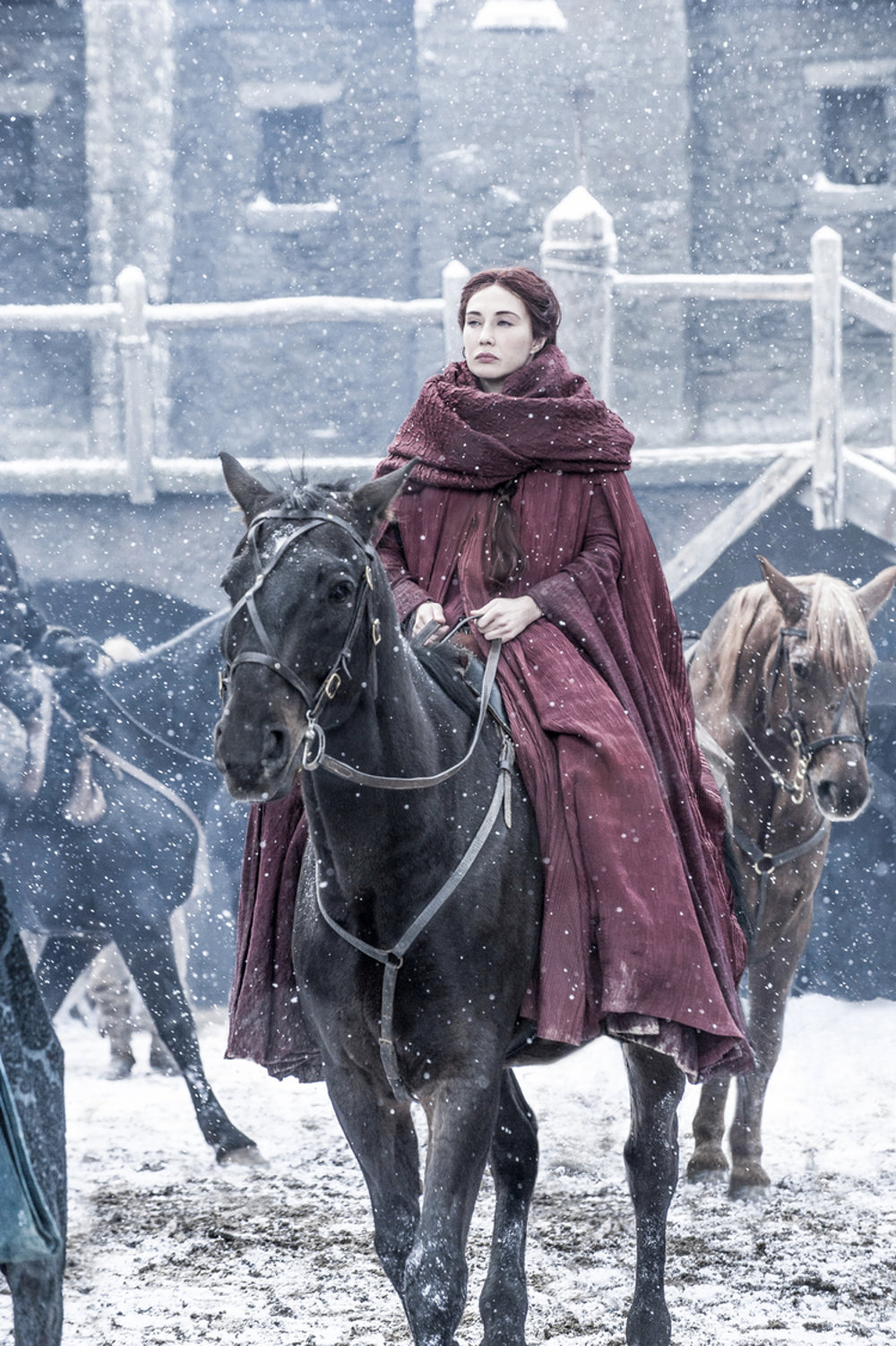 Melisandre (Carice van Houten) bude mať opäť vlastné plány.