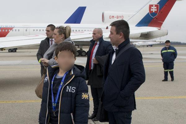 Unesený Peter H. je po troch týždňoch opäť na Slovensku.