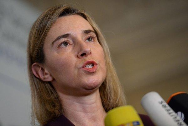 Federica Mogheriniová.