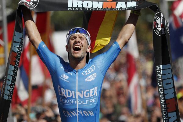 Nemec Patrick Lange obhájil titul Ironmana a vytvoril nový svetový rekord.