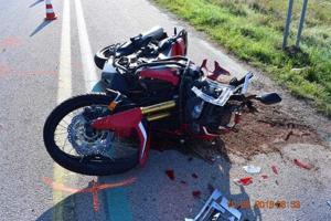 Muž utrpel vážne zranenia.