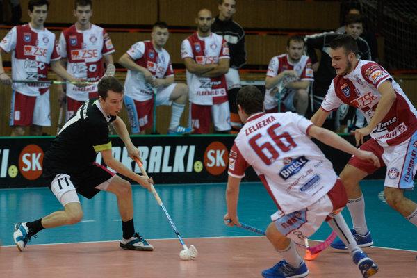 1. FBC Trenčín otočil takmer prehraný zápas.