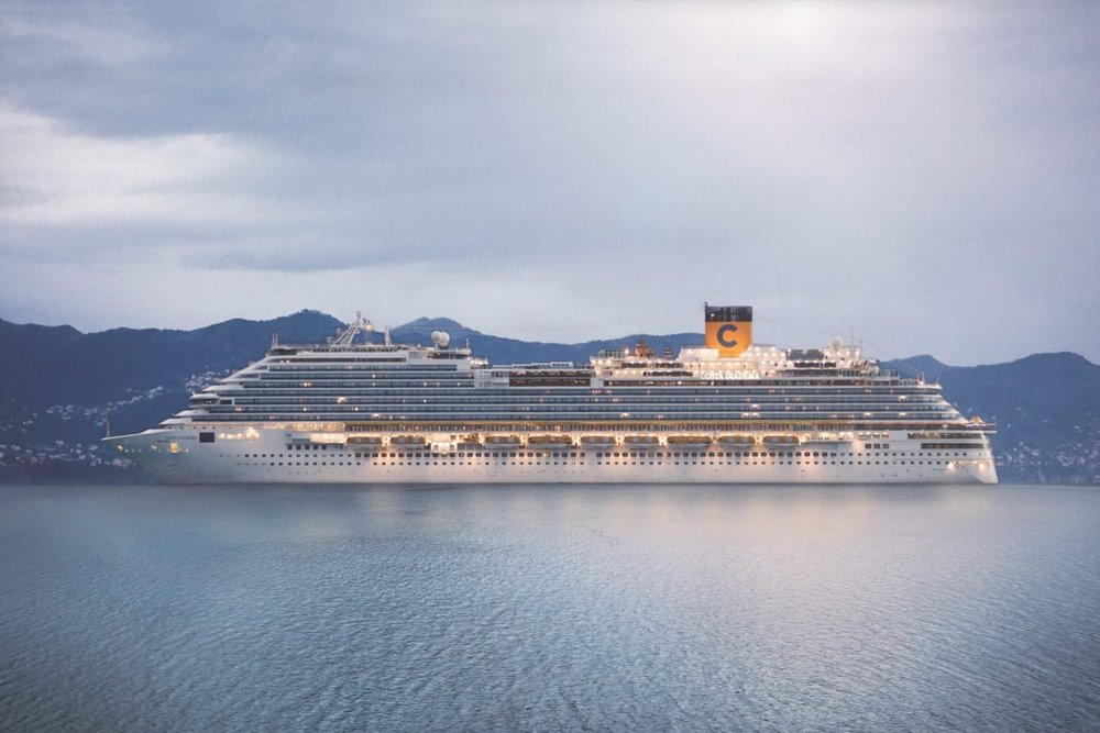 Loď Costa Diadema.