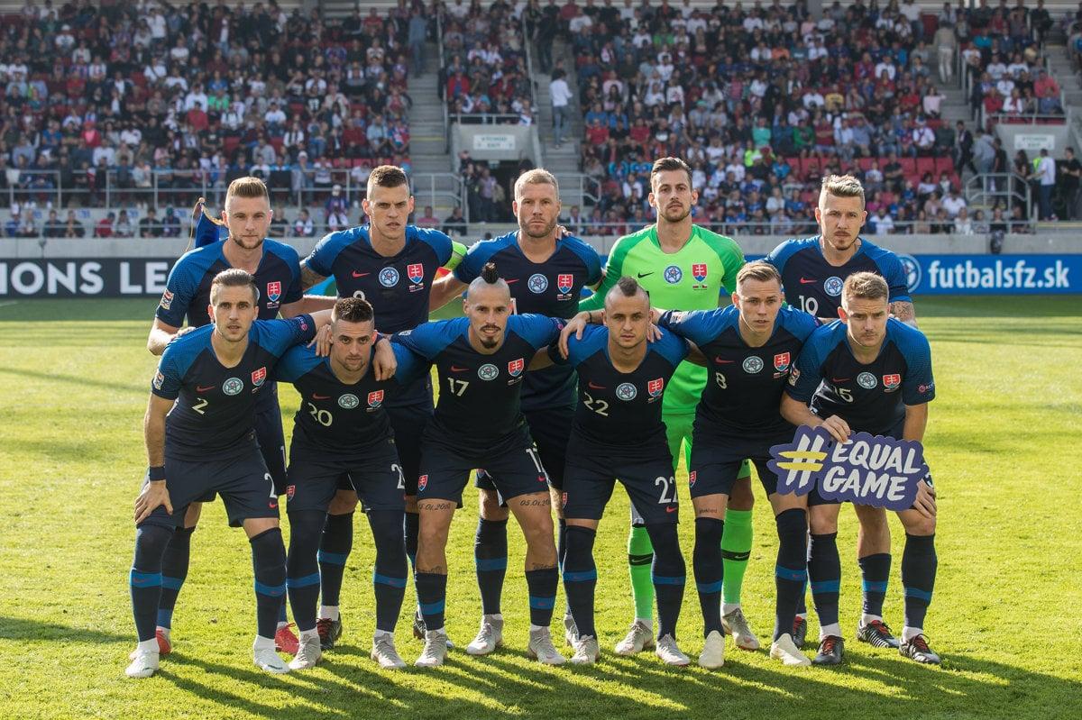 fbb8b793e5e9d Možní súperi Slovenska v kvalifikáciii na EURO 2020 - Šport SME