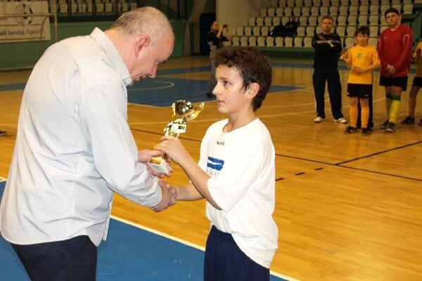 Halový turnaj benjamínkov bude mať tretí ročník. Na prvých dvoch zvíťazili Čeľadice.