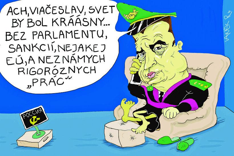 Ach, Viačeslav (Vaněk) 18. október