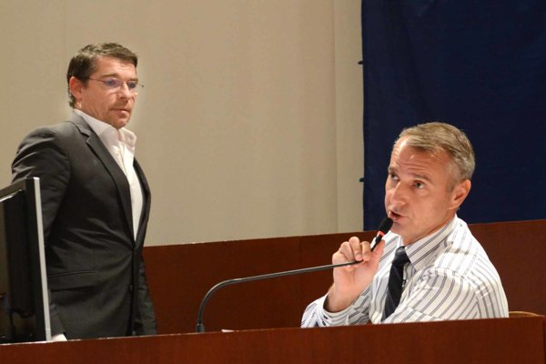 Martin Petruš bol po boku Richarda Rašiho počas takmer celého osemročného vedenia mesta.