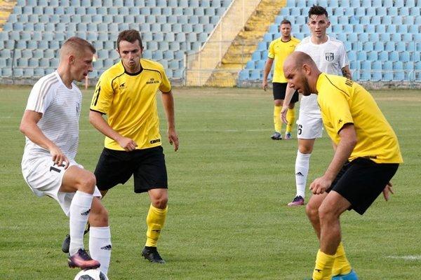 Futbalisti Maria Huty sa už s treťou ligou zžili.