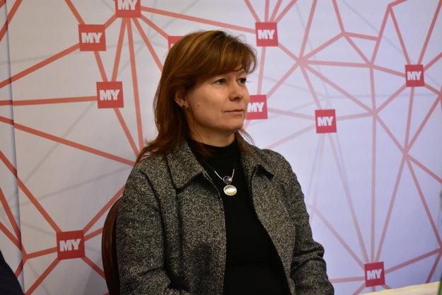 Mgr. Janette Smažáková, odbor legislatívy Ministerstva životného prostredia SR