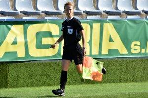 Mária Šimková sa dala na rozhodcovskú dráhu pred trinástimi rokmi.