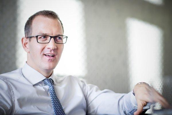 Český miliardár Daniel Křetínský.