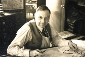 Architekt L.E. Hudec