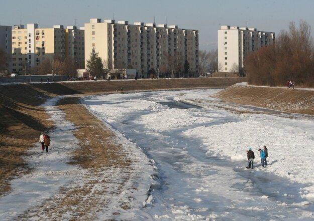 Po Hrone sme mohli chodiť. 12. 2. 2012