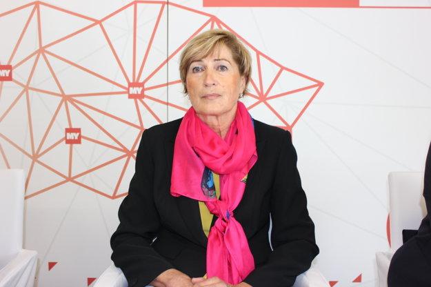 Jana Michaličková, Ing., 66 r., ekonómka Kipi Casa, s.r.o. Lazany, nezávislá kandidátka