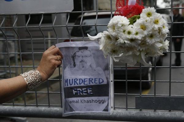 Američania dokončujú správu o vražde Chášukdžího