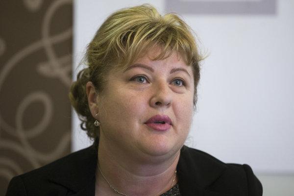 Monika Kavecká.