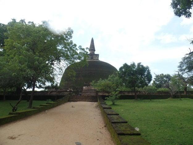 Anuradhapura patrí do Zoznamu svetového kultúrneho dedičstva UNESCO.