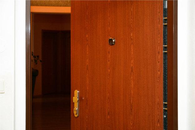 Inteligentné dvere.