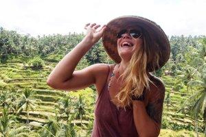 Gabi prišla na Bali len na pár dní, no pohltilo ju a zostala tu.