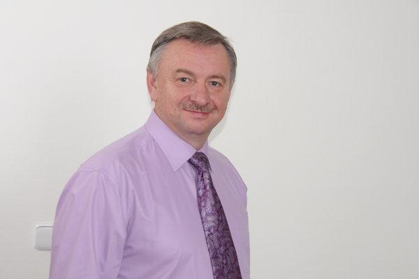 Jozef Vražel - kandidát na primátora mesta Čadca