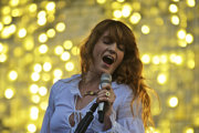 Florence Welch z kapely Florence and the Machine.