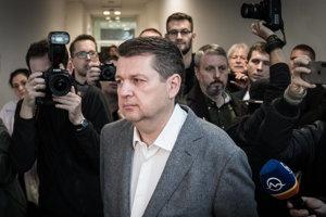 Ladislav Bašternák čaká na súdne pojednávanie.