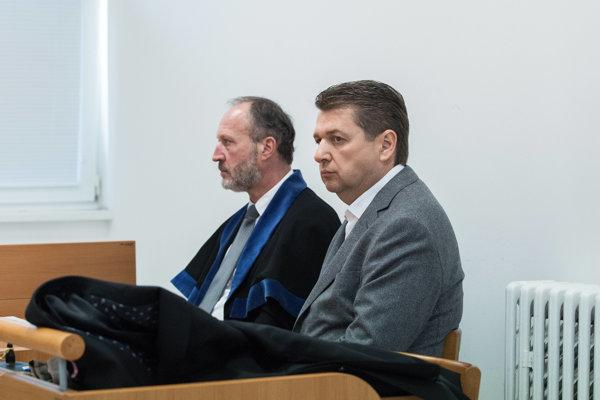 Ladislav Bašternák na súde.