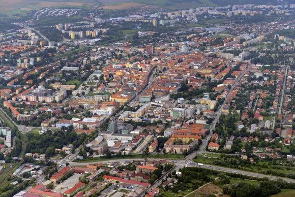 Masterplan navrhuje konkrétne zmeny pre zlepšenie dopravy v meste Prešov.