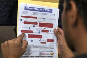 Súd nedovolil Trumpovi zrušil program na ochranu detských migrantov známy pod skratkou DACA.