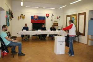 Voľby v Levoči - prebehli pokojne