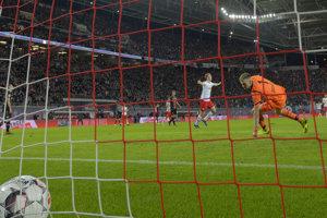 Momentka zo zápasu. (ilustračná foto)